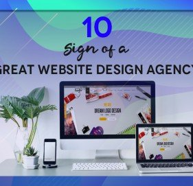 10 Signs of a Great Web Design Agency
