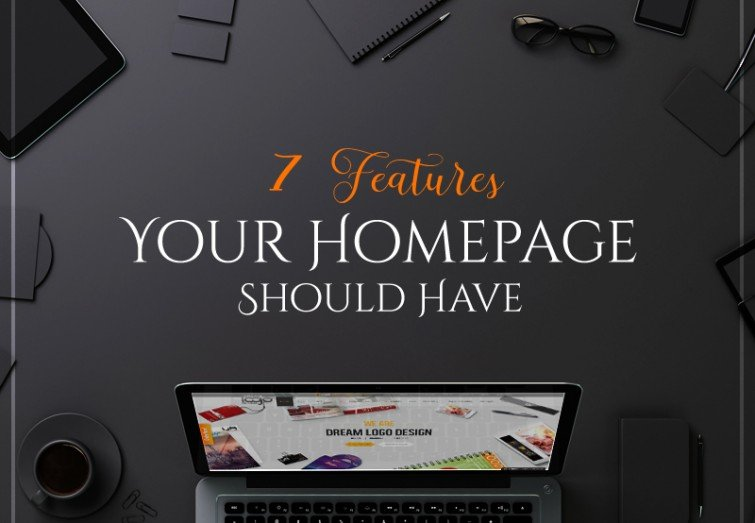 7 Features Your Homepage Should Have