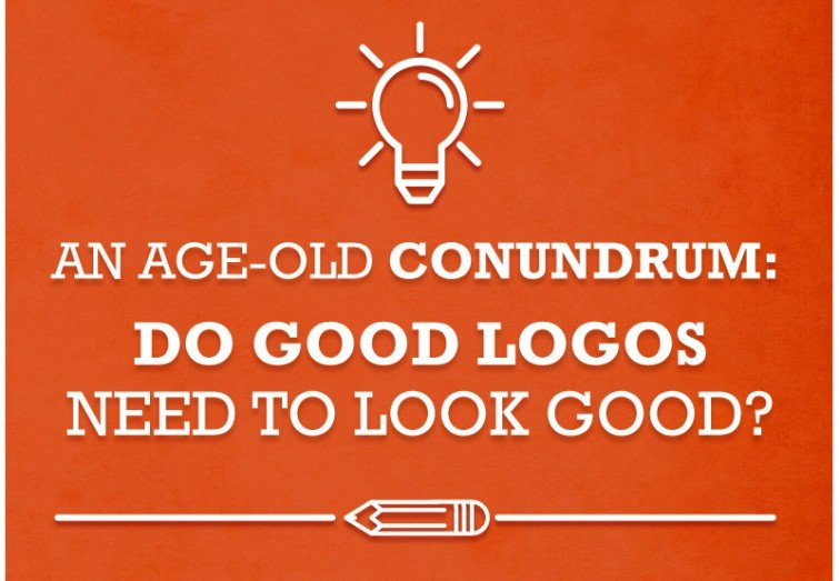 An Age-Old Conundrum: Do Good Logos Need to Look Good?