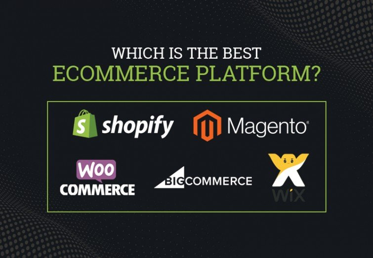 Which is The Best Ecommerce Platform?