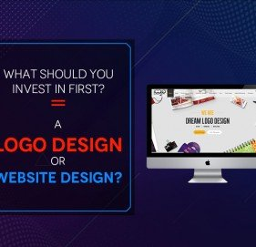 What Should You Invest In First? A Logo Design or Website Design?