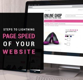 Steps to Lightning Page Speed of Your Website