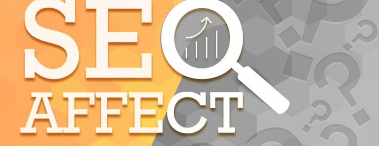 SEO Affect Website