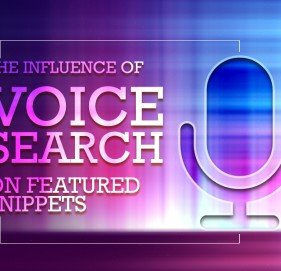 The Influence of Voice Search on Featured Snippets