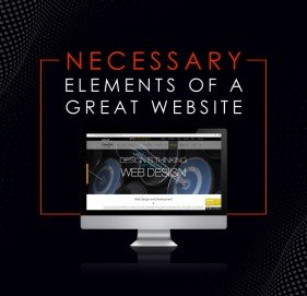 Necessary Elements of a Great Website