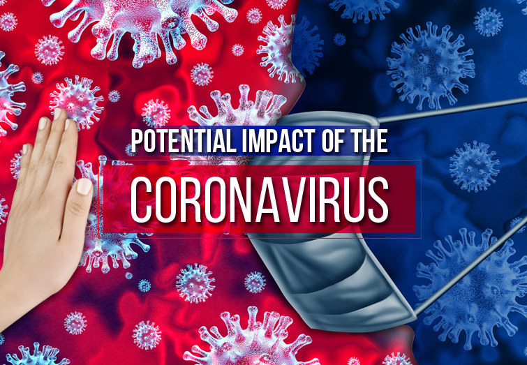 Potential Impact Of The Coronavirus - #Pandemic
