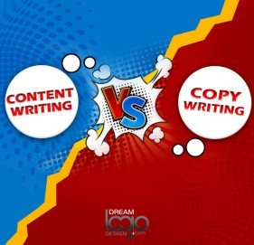 How Content Writing differs from Copywriting