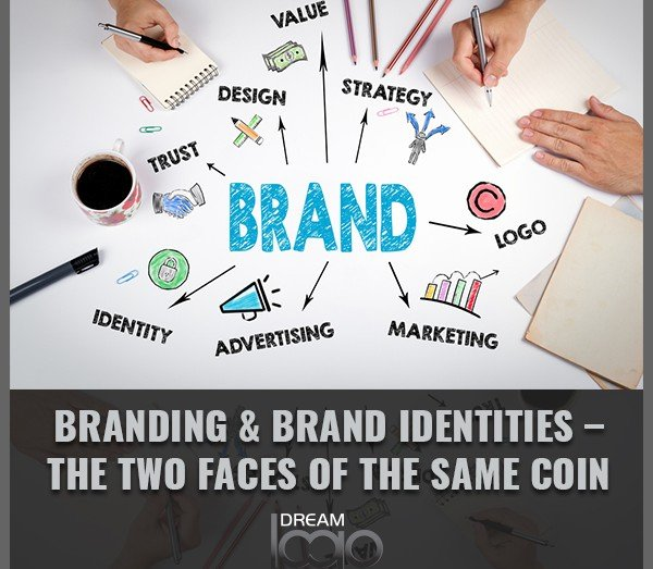Branding & Brand Identities – the two faces of the same coin