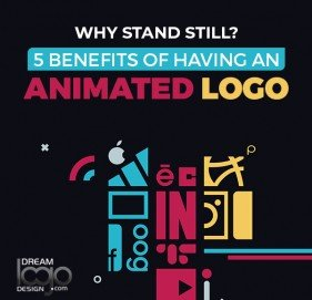 Why Stand Still? 5 Benefits of having an Animated Logo