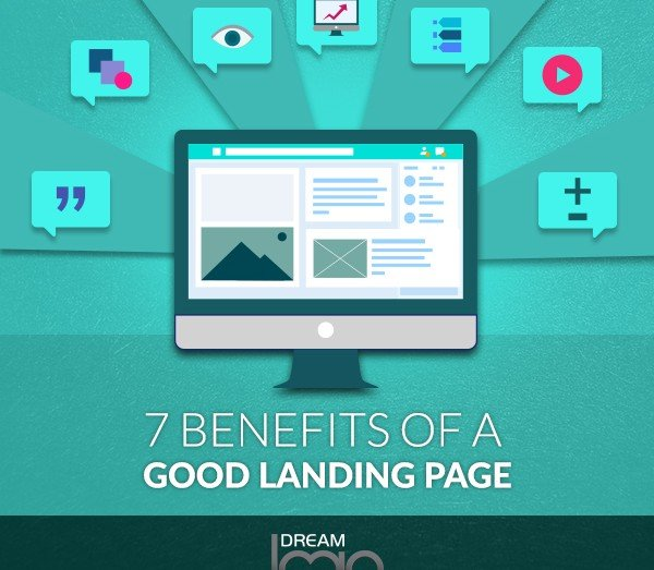 7 Benefits of a Good Landing Page