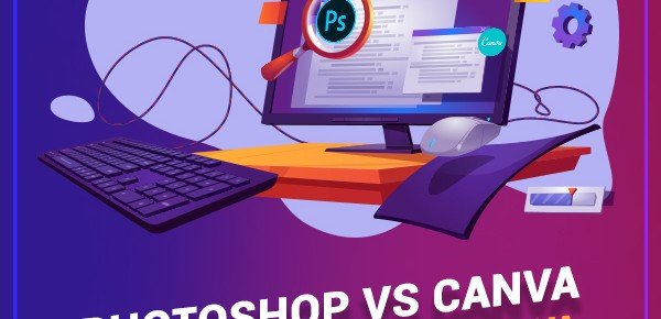 Photoshop vs Canva