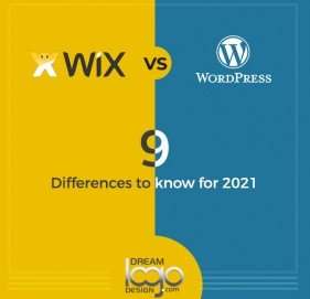 Wix vs WordPress : 9 Differences to know for 2021