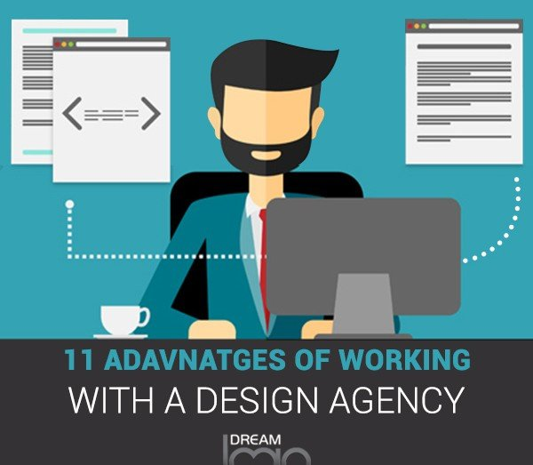 11 Advantages of Working with a Design Agency