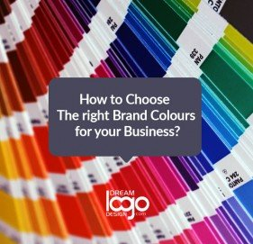 How to choose the right brand colors for your business?