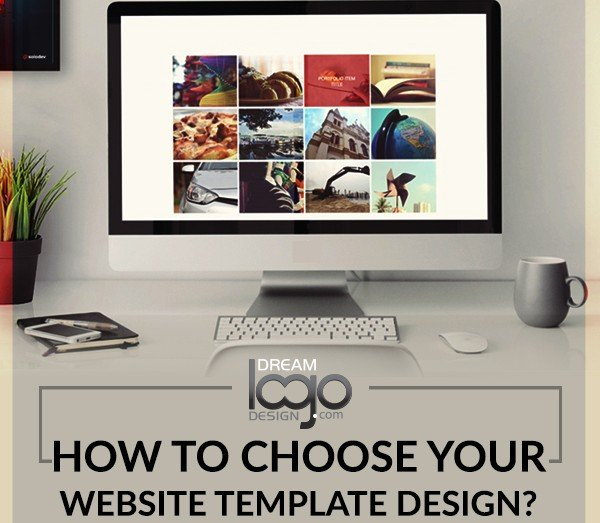 How to choose your website template design?