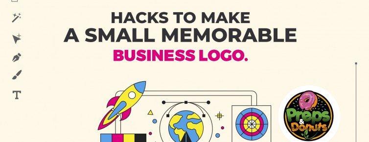 5 Design Hacks to Make a Small Memorable Business Logo