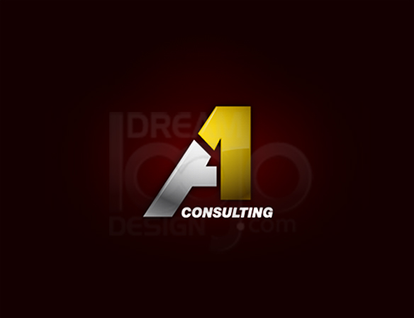 A Consulting Logo Design - DreamLogoDesign