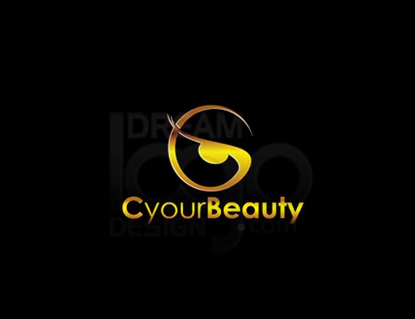 Cyour Beauty 3D Logo Design - DreamLogoDesign