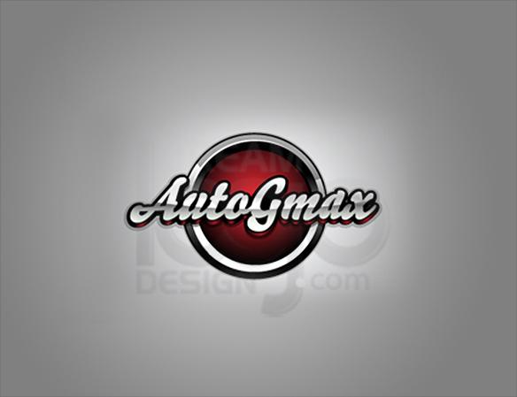 Auto G Max 3D Logo Design - DreamLogoDesign