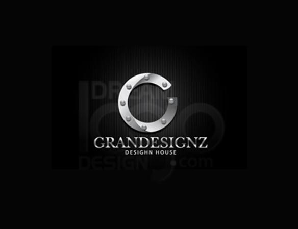 Grandesignz 3D Logo Design - DreamLogoDesign