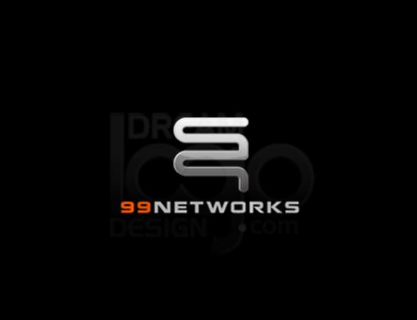 99 Networks Logo Design - DreamLogoDesign