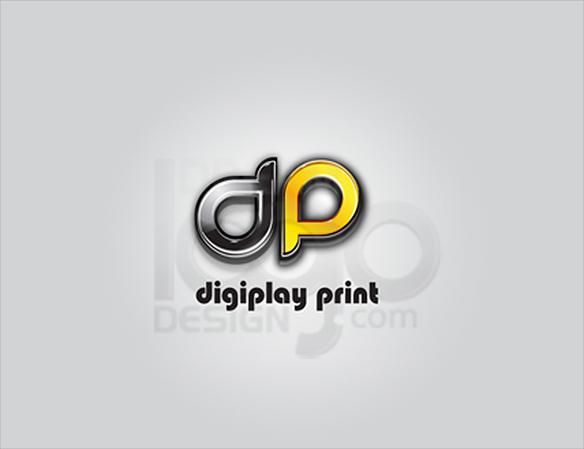 3D & 2D Logo Portfolio 42 - DreamLogoDesign