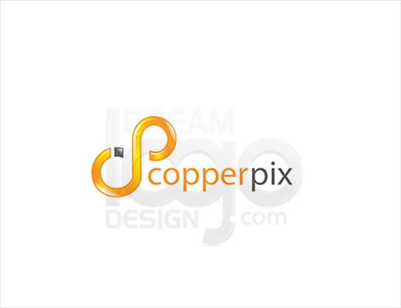 Scopper Pix 3D Logo Design - DreamLogoDesign