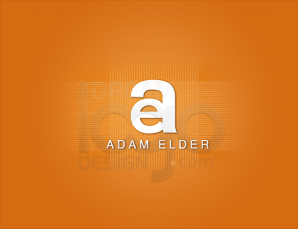 Adam Elder 3D Logo Design - DreamLogoDesign