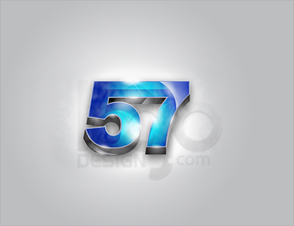57 3D Logo Design - DreamLogoDesign