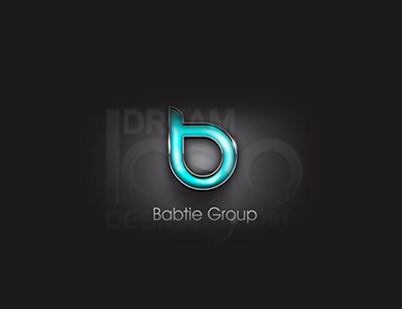 Babtie Group 3D Logo Design - DreamLogoDesign