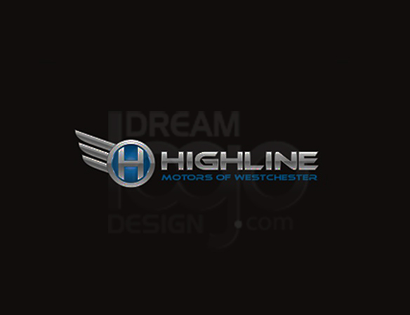 Automotive & Transportation Logo Portfolio 34 - DreamLogoDesign