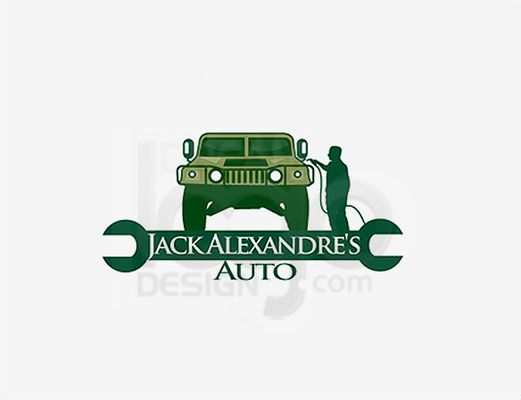 Automotive & Transportation Logo Portfolio 39 - DreamLogoDesign