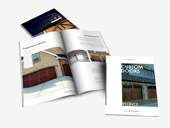Booklet Design Portfolio 3 - DreamLogoDesign