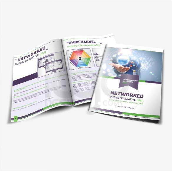 Bi Fold Brochure Design Portfolio 7 - DreamLogoDesign