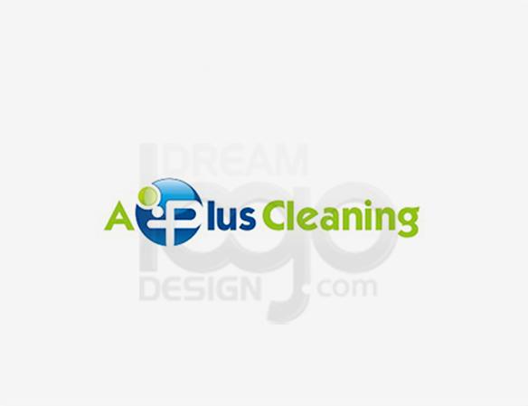 Cleaning Logo Design Portfolio 12 - DreamLogoDesign
