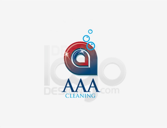Cleaning Logo Design Portfolio 13 - DreamLogoDesign