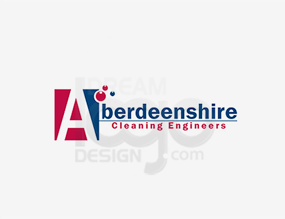 Aberdeenshire Cleaning Engineers Logo Design - DreamLogoDesign