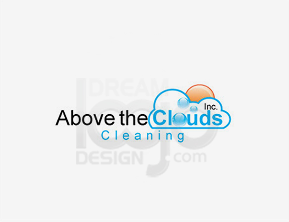 Cleaning Logo Design Portfolio 16 - DreamLogoDesign