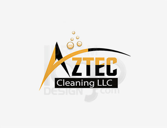 Cleaning Logo Design Portfolio 23 - DreamLogoDesign