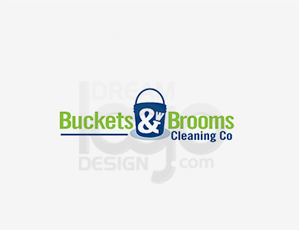 Cleaning Logo Design Portfolio 30 - DreamLogoDesign