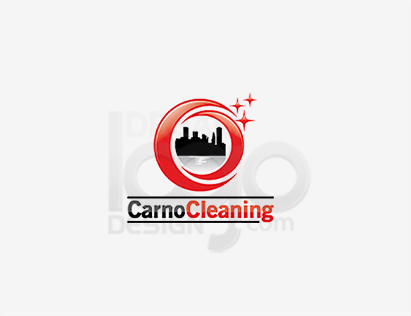 Cleaning Logo Design Portfolio 34 - DreamLogoDesign