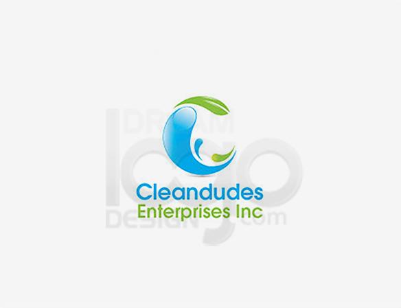 Cleaning Industry Logo Portfolio 42 - DreamLogoDesign