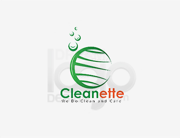 Cleanette Logo Design - DreamLogoDesign