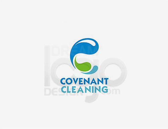 Cleaning Industry Logo Portfolio 47 - DreamLogoDesign