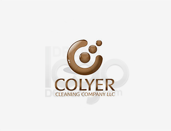 Colyer Cleaning Company Logo Design - DreamLogoDesign