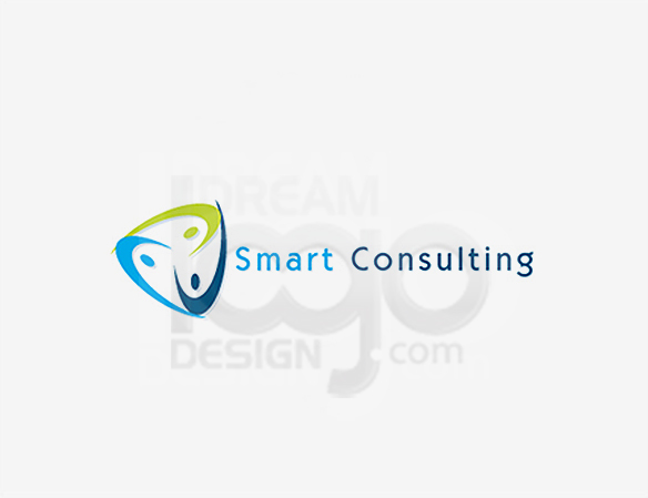 Consulting Logo Design Portfolio 1 - DreamLogoDesign