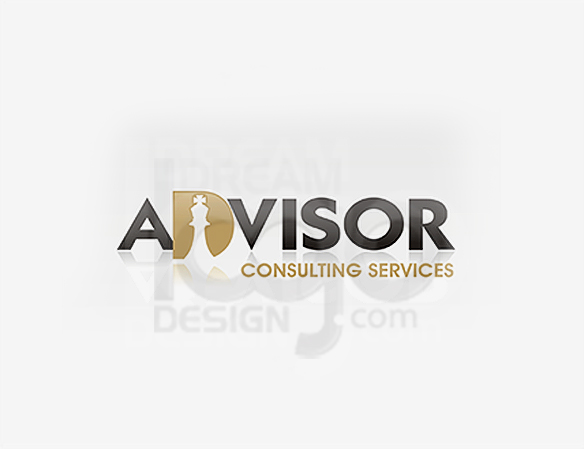 Consulting Logo Design Portfolio 24 - DreamLogoDesign
