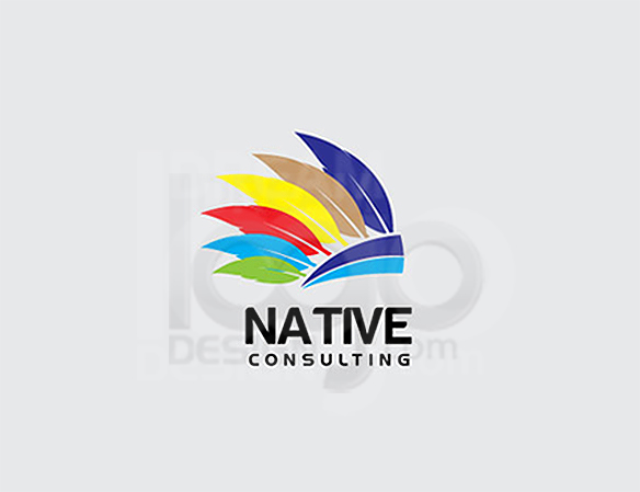 Consulting Logo Design Portfolio 25 - DreamLogoDesign