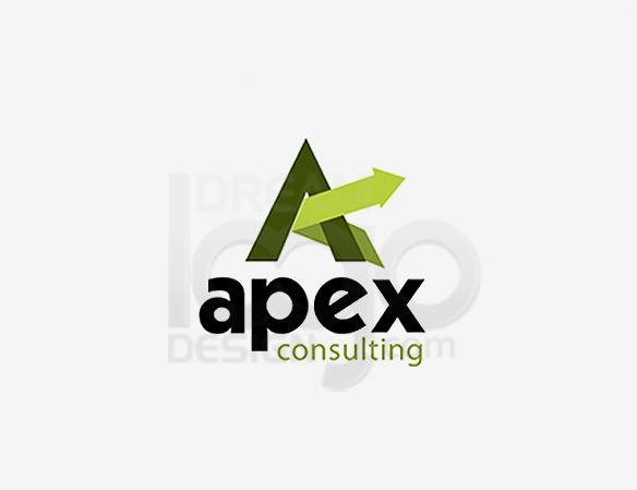 Consulting Logo Design Portfolio 28 - DreamLogoDesign