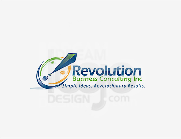 Consulting Logo Design Portfolio 3 - DreamLogoDesign